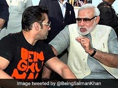"""Happy Birthday PM Modi"": From Salman Khan, Karan Johar, Other Celebs"