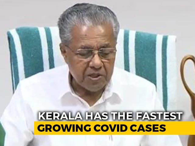 Video : Amid Rising Covid Cases In Kerala, All-Party Meet Decides Against Lockdown
