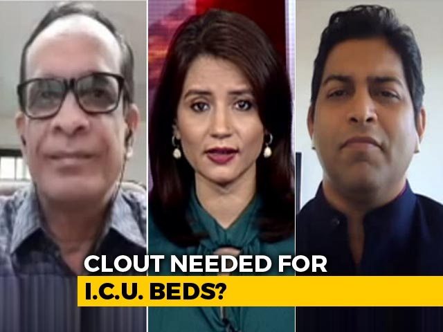 Video : Survey Finds Clout, Connections, Bribes Needed For ICU Beds