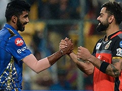 IPL 2020, Royal Challengers Bangalore vs Mumbai Indians Face-Off: Virat Kohli vs Jasprit Bumrah