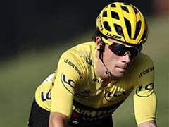 Tour De France: Primoz Roglic In Control