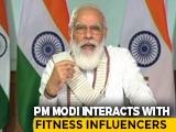 Video : Fit India Dialogue Highlights: PM Modi Interacts With Milind Soman, Virat Kohli