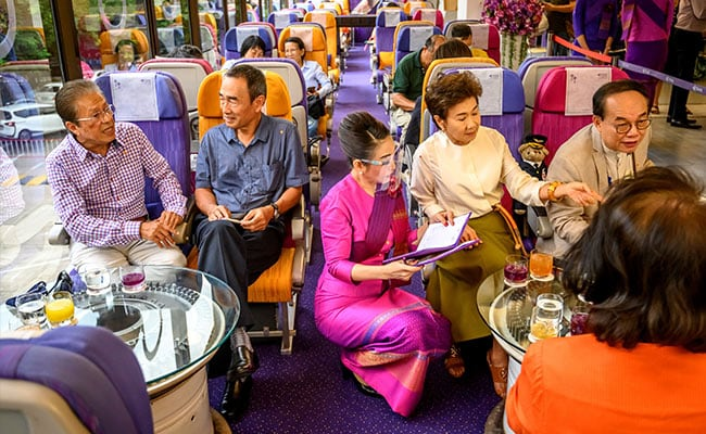 With Travel Limited, Plane Cafes Take Off In Thailand