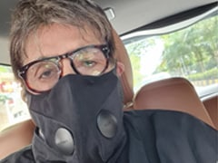 This Is How Amitabh Bachchan Begins His 15-Hour Work Day