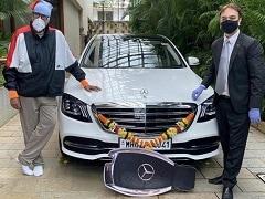 अमिताभ बच्चन ने खरीदी नई मर्सिडीज़-बेंज़ S-क्लास, जानें लग्ज़री कार की कीमत