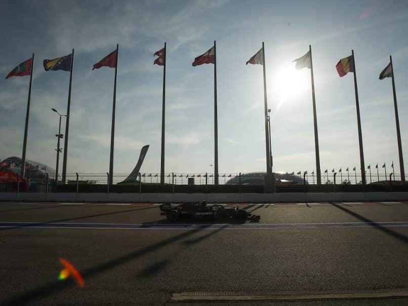 F1 Reports Biggest Coronavirus Spike This Year Ahead Of Russian GP