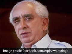 "Jaswant Singh's Death ""Huge Loss To Nation, And To Me,"" Says LK Advani"