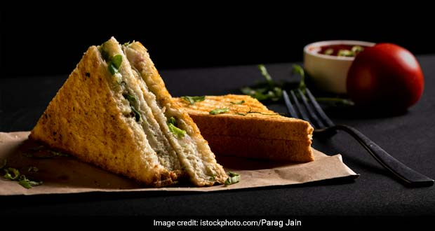 Watch 2 Easy Ways To Make Classic Veg Mayonnaise Sandwich For A Quick And Yummy Breakfast Ndtv Food