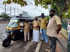 Income Severely Curtailed, Kerala Autorickshaw Drivers Brave Pandemic