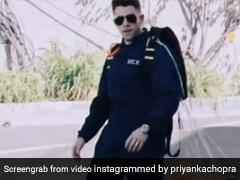 निक जोनास पैराशूट से जमीन पर उतरे, प्रियंका चोपड़ा ने Video शेयर कर लिखा- 'हैप्पी बर्थडे माई लव'