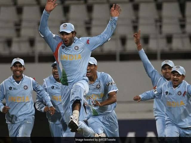 On This Day, India Beat Pakistan In Thrilling Bowl-Out In 2007 World T20
