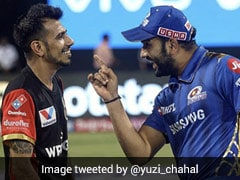 IPL 2020, Royal Challengers Bangalore vs Mumbai Indians, Face-Off: Rohit Sharma vs Yuzvendra Chahal