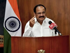 Venkaiah Naidu Expected To Chair SCO Heads Of Government Summit On Nov 30