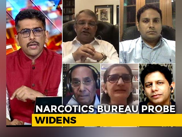 Video : Bollywood Drugs Probe: Motivated Or Genuine?