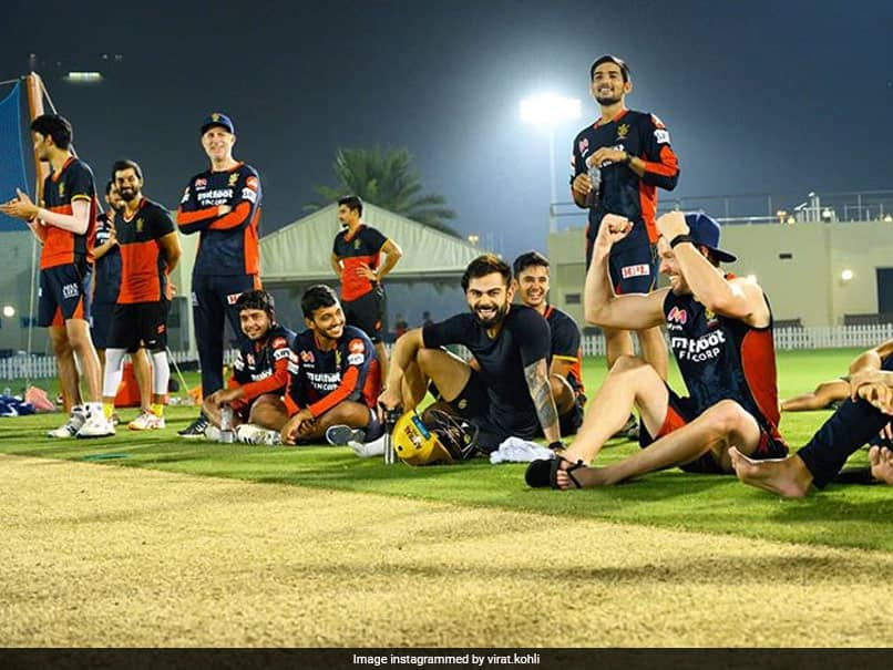 """Every Moment Becomes Magical"": Virat Kohli Enjoys Light Moments With Royal Challengers Bangalore. See Pic"