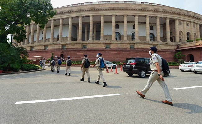 Parliament Live Updates: Rajnath Singh To Address Session On India-China Border Row