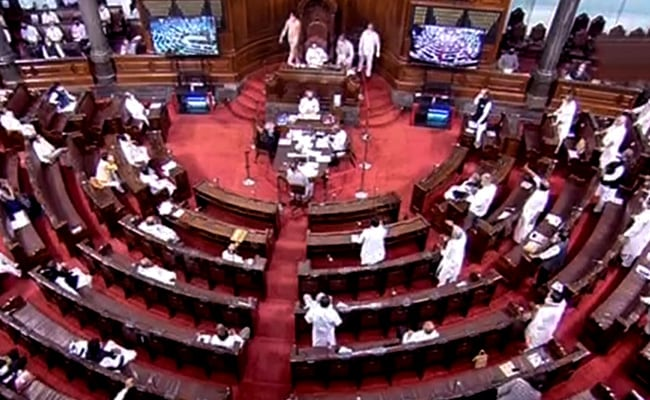 Opposition Absent, 15 Bills Passed In Rajya Sabha In Two Days