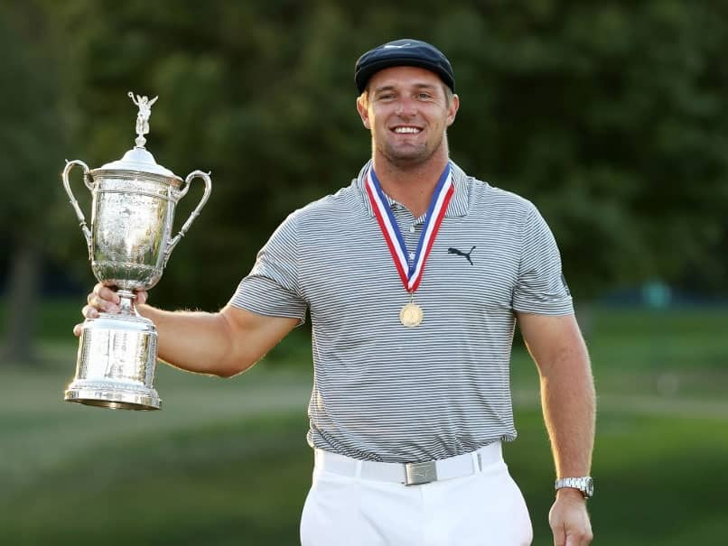 Bryson DeChambeau Wins US Open To Capture First Major Victory