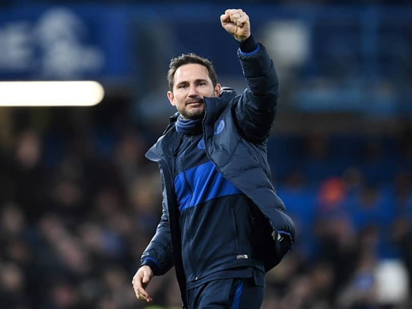Premier League: Frank Lampard Says Chelsea Will Take Time To Get The Wood On Liverpool