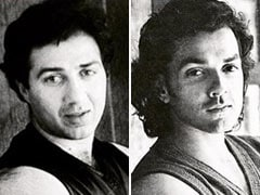 All Hearts For Sunny And Bobby Deol's Throwback Pic