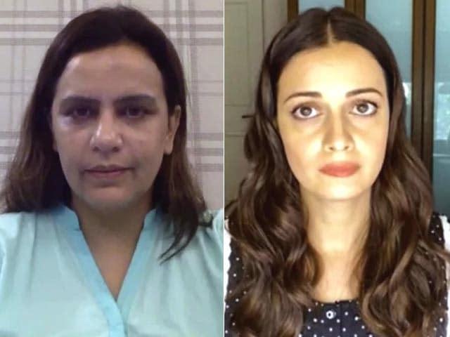 Video : UN Envoy Dia Mirza In Special Conversation With Rights Activist Yogita Bhayana