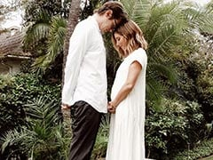 <i>High School Musical</i> Star Ashley Tisdale Announces Pregnancy. Vanessa Hudgens Is Thrilled