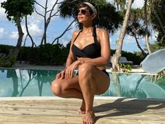 Mandira Bedi Is Chilling Like A Villain In Maldives. See Pic