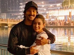 Here's How Dulquer Salmaan Wished Wife Amal On Her Birthday