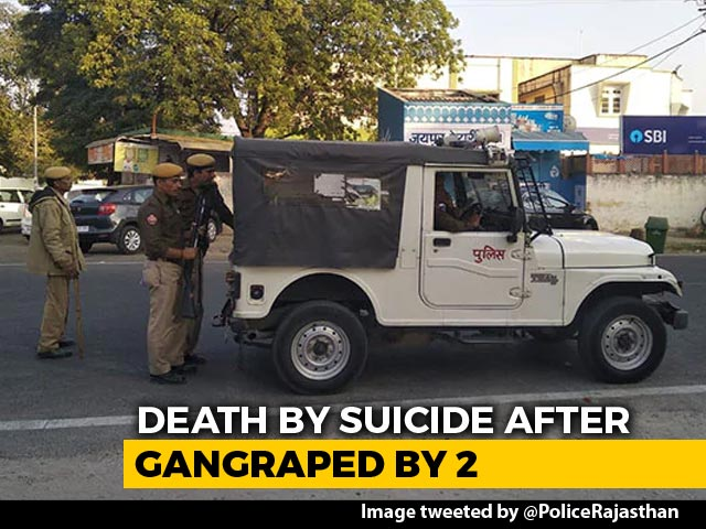 Video : 16-Year-Old Dies By Suicide In Rajasthan, Father Alleges Rape: Police