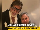 Video : After Jaya Bachchan's Parliament Speech, Security For Bachchans