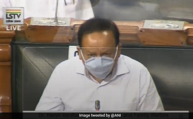 Health Minister Harsh Vardhan Holds Out Hope For Covid Vaccine By Next Year