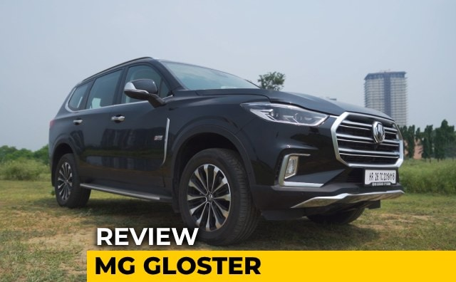 Video : MG Gloster Review
