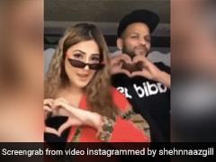 Shehnaaz Gill ने 'ले के पहला पहला' प्यार पर किया डांस, रेड ड्रेस में दिखा एक्ट्रेस का जबरदस्त स्वैग