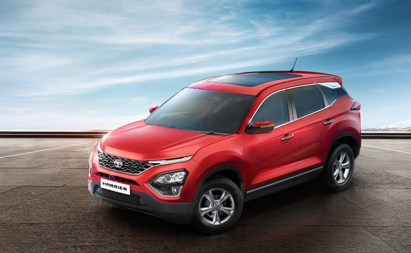 Prices of the Tata Harrier XT+ variant will increase October 1, 2020 onwards