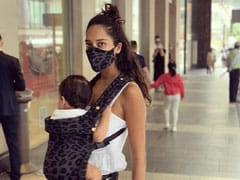 """""""Is No Mask The New Naked?:"""" Lisa Haydon's Thoughts On The New Normal"""