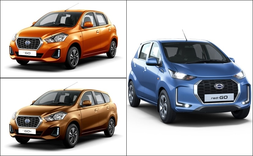 Discount offers on BS6 Datsun cars are valid up till November 30, 2020