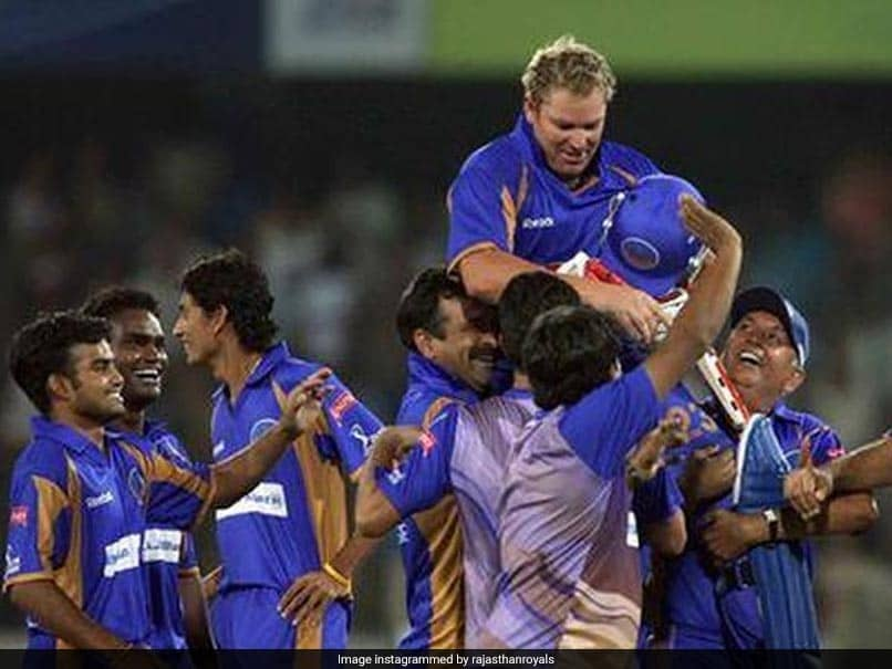 Rajasthan Royals Appoint Shane Warne As Brand Ambassador, Team Mentor For IPL 2020