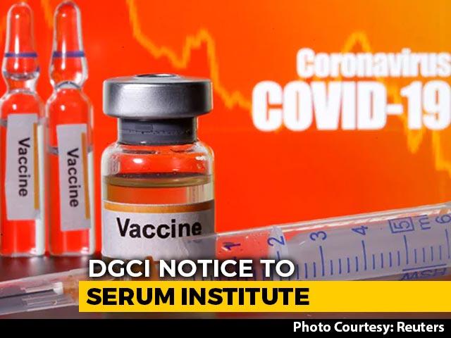 Video : Adar Poonawalla's Serum Institute Gets Notice On Pausing Vaccine Trial