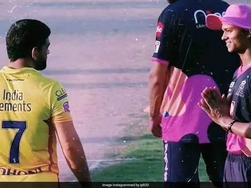 """IPL 2020: Yashasvi Jaiswals """"Namaste"""" To MS Dhoni Shows How IPL Is All About Talent Meeting Opportunity"""