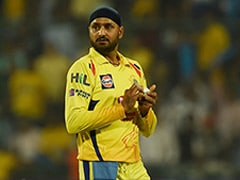 Harbhajan Singh Announces End Of IPL Contract With Chennai Super Kings