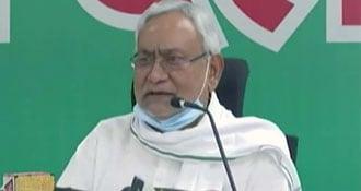 बिहार में सर्वसम्मति से एनडीए के नेता चुने गए नीतीश कुमार, लगातार चौथी बार मुख्यमंत्री बनेंगे