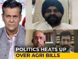 Video : Rift In NDA Over New Farmers' Bill?