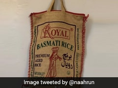 Basmati Rice Tote Bags Are A Real Thing - And Twitter Can't Believe It