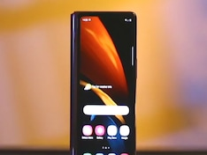 Flipping the Galaxy Z Fold 2