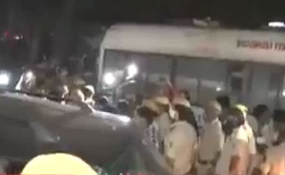 Protests, Ruckus Outside Delhi Hospital Where UP Woman, Gang-Raped, Died