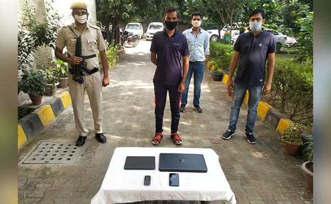 Specially-Abled Man Used Matchsticks To Steal Devices, Caught In Delhi