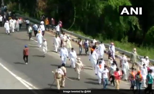 Haryana Farmers To Block Highways As Farm Bills Go To Rajya Sabha