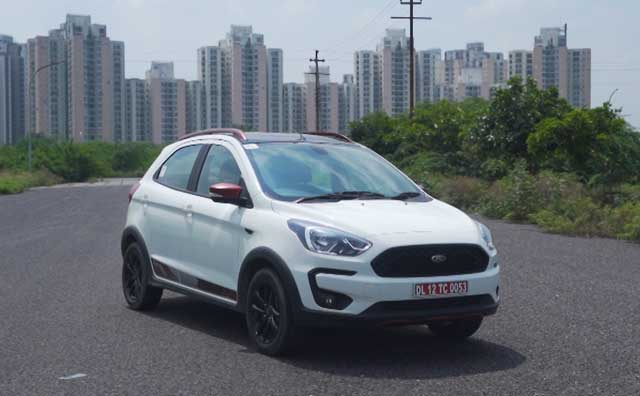 Videos : Ford Freestyle Flair review In Hindi | The Most Exclusive Ford In India?