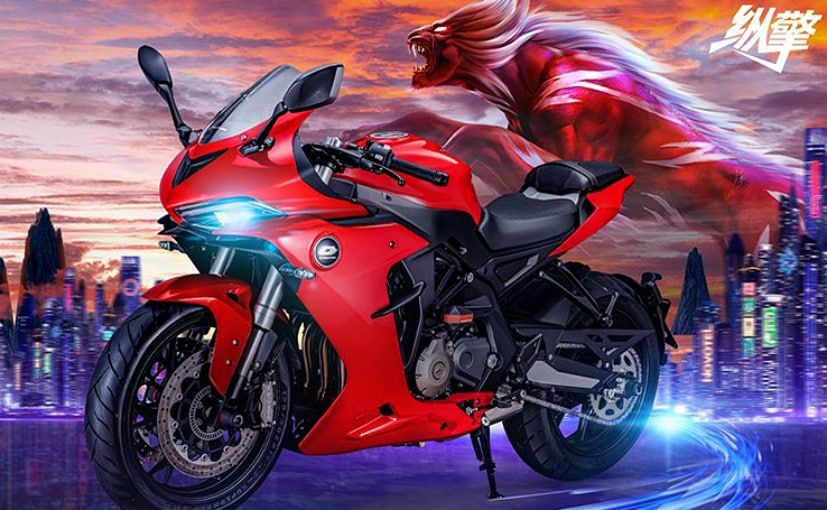 QJMotor is the Chinese brand of the Qianjiang Group, Benelli's parent company