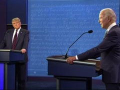 Donald Trump, Joe Biden Face Off In Final Presidential Debate